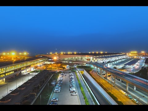 Documentary on Delhi Indira Gandhi International Airport Terminal 3 (IGIA T-3)