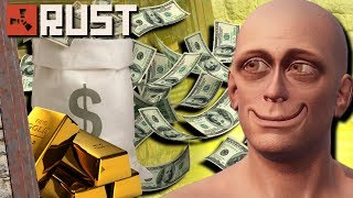 Yet ANOTHER Clan Leaves ALL The DOORS OPEN! | Rust