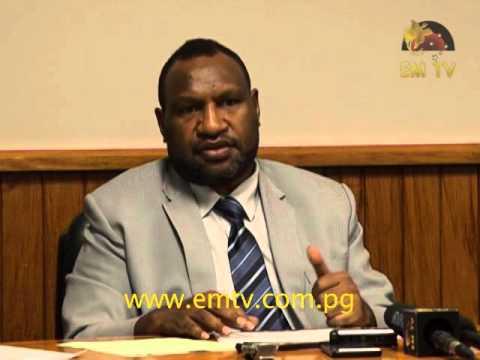 Finance Minister on Procurement Process