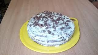 Бесподобный и ароматный торт с корицей