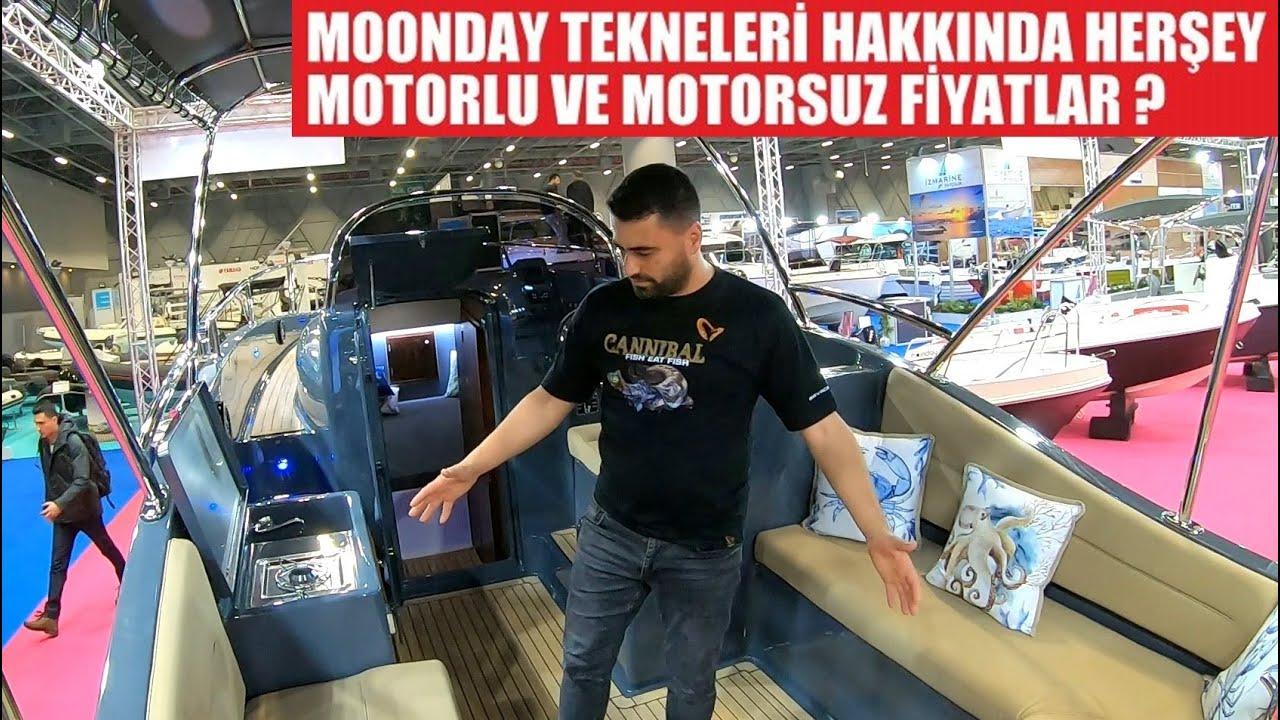 Yeni Teknemin Fiyatı Ne Kadar ? / Bütün Moonday Teknelerini Tanıttım