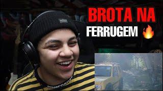 (FERRUGEM 🔥) REAGINDO A JP - BROTA NA FERRUGEM