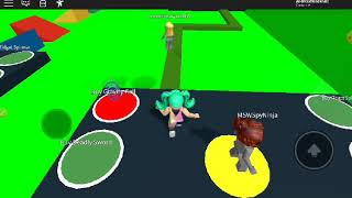My first game with you-(Roblox-Escape Talking Tom obby!)