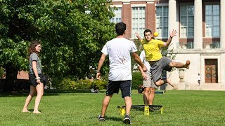 Spikeball: The most popular game you've never heard of