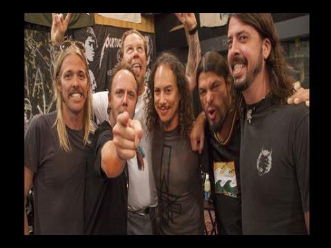 Metallica vs. Foo Fighters - Something Else Matters (YITT mashup)
