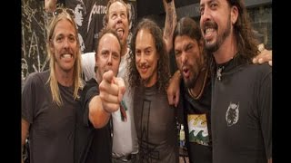 Metallica - Nothing Else Matters Foo Fighters - Something From Noth...