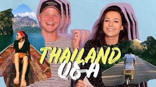 ONZE REIS NAAR THAILAND Q&A#2 met KALVIJN || NINA WARINK