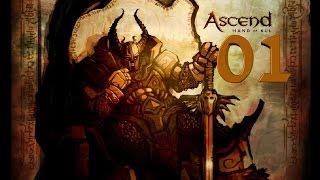 Ascend Hand of Kul Charakter Erstellen GERMAN HD+ #01