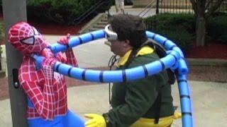 The Amazing Spider-Boy