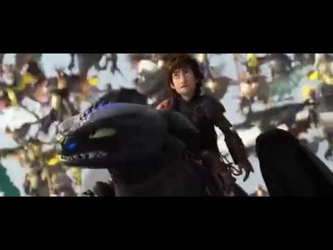How To Train Your Dragon Toothless Vs Bewilderbeast