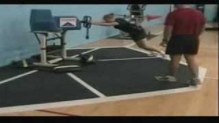 Police fitness agility test