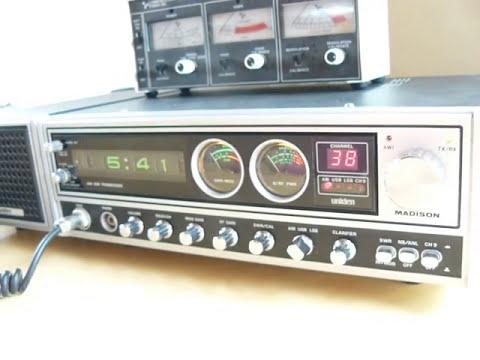 Uniden Madison AM / SSB CB Radio Review