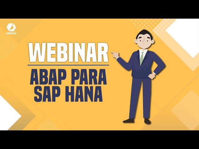 Webinar ABAP para SAP HANA