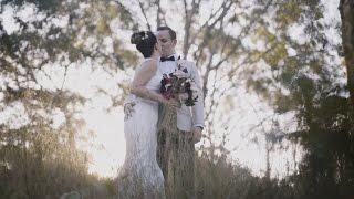 Sydney Wedding Video - Ashley & James - Sydney Polo Club, Richmond