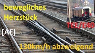 AE #234 Trackside mit schnellen Weichen und DB Museum TEE