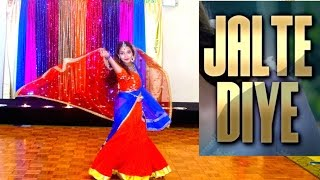 jalte diye diwali dance