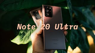 Samsung Galaxy Note 20 Ultra Hands-On Camera Review