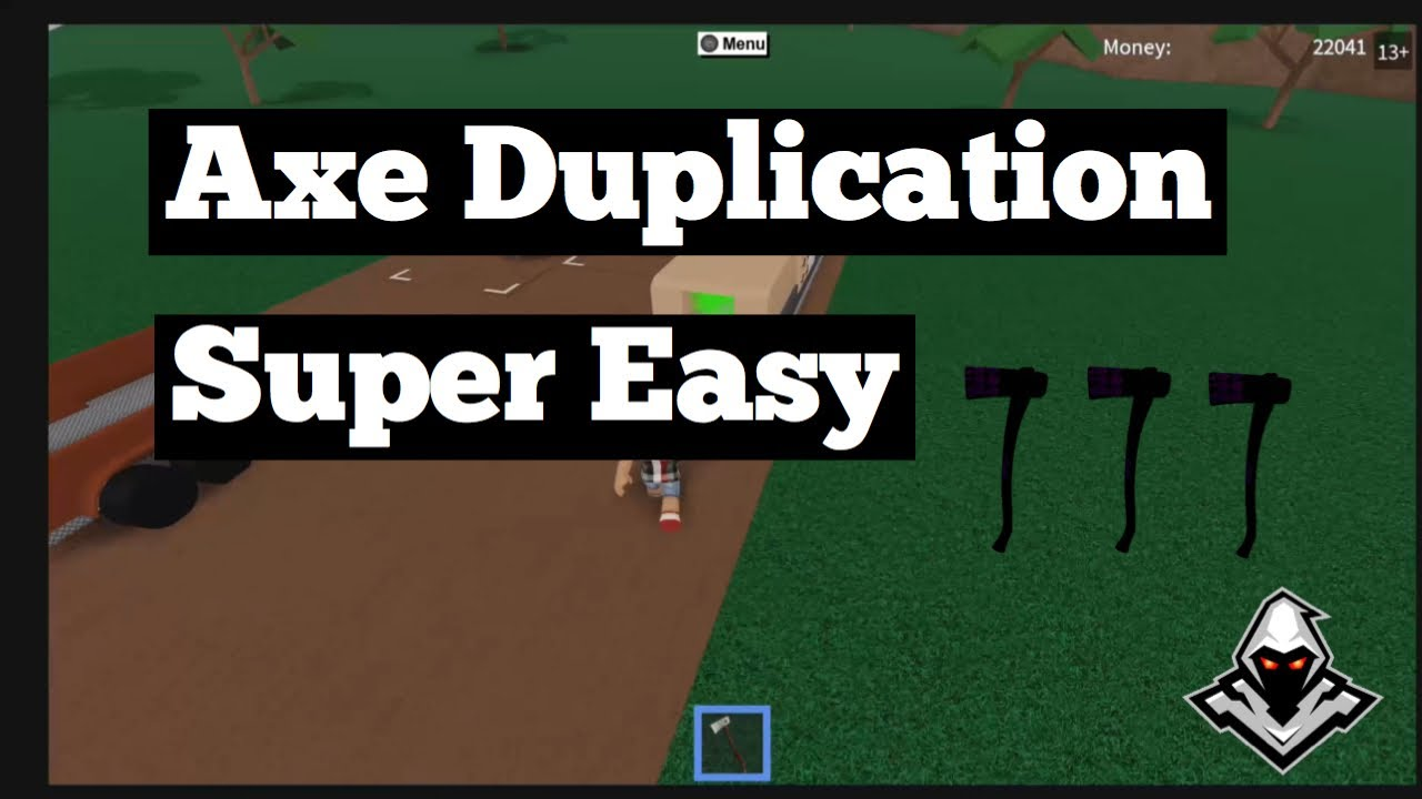 Lumber Tycoon 2 How To Duplicate Axes Glitch 2020 Youtube