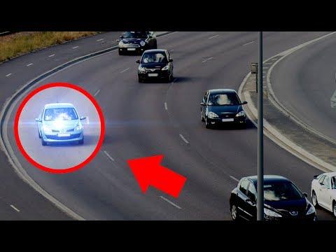 10 Vehicle Teleportations Caught on Tape
