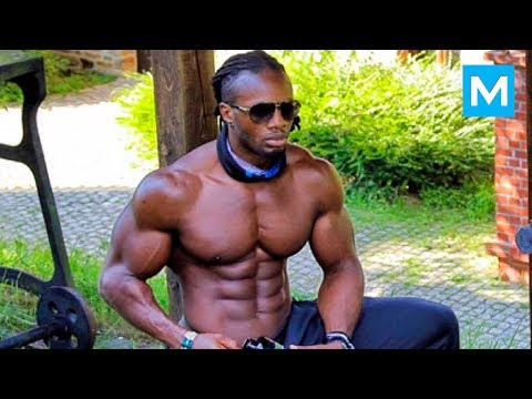 Thumbnail: BEAST MODE in the Gym - Ulisses Jr | Muscle Madness