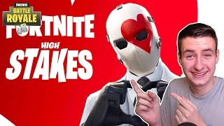 THE GETAWAY GAME MODE IS BACK!! -Fortnite Battle Royale #318 (English live)