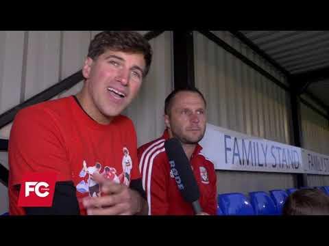 FC CYMRU - WALES / MENTAL HEALTH AWARENESS / HAL ROBSON-KANU