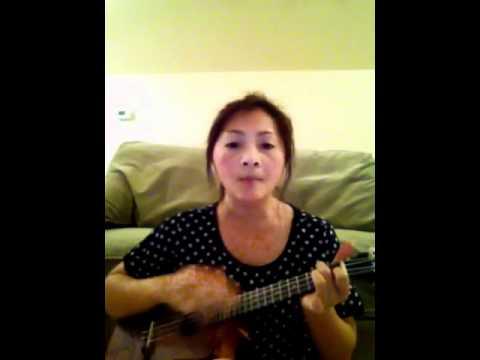 เล่นของสูง ukulele version, cover by ilada^^