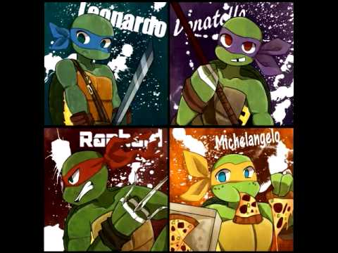 Tmnt one woman army
