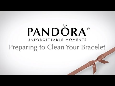 How to Clean a PANDORA Charm Bracelet (Part 1 of 2)