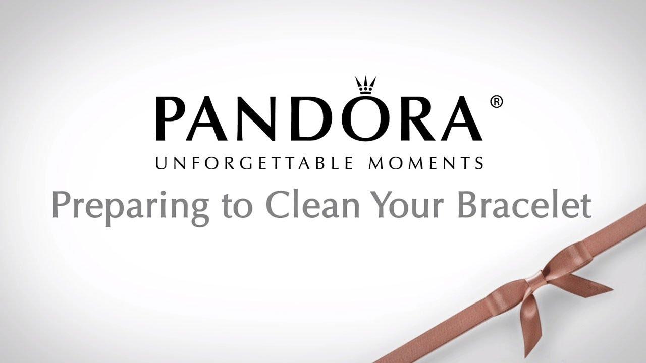 22a68e03a How to Clean a PANDORA Charm Bracelet (Part 1 of 2) - YouTube