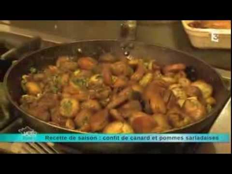 recette-de-saison-:-confit-de-canard-et-pommes-de-terre-sarladaises