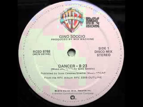70's disco music - Gino Soccio - Dancer 1979
