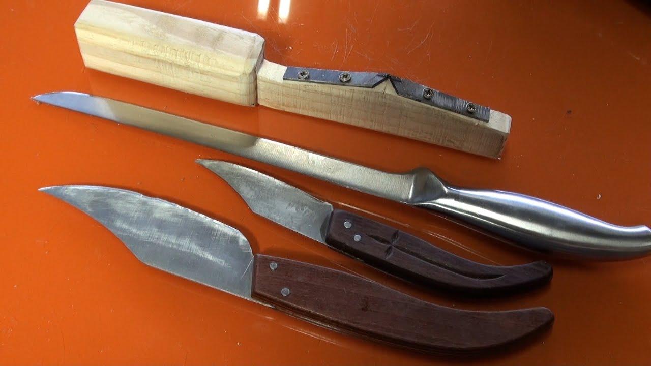 Afilador de cuchillos casero 100x100 efectivo youtube for Como pulir un cuchillo