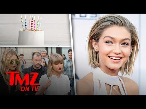 Gigi Hadid Snubs Her BFF Taylor Swift! | TMZ TV