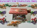 How to make Money butterfly - Fun & creative way to give Money as a gift!