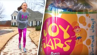 11-Year-Old Runner Has Raised Nearly $50,000 for Kids With This Cancer This Year