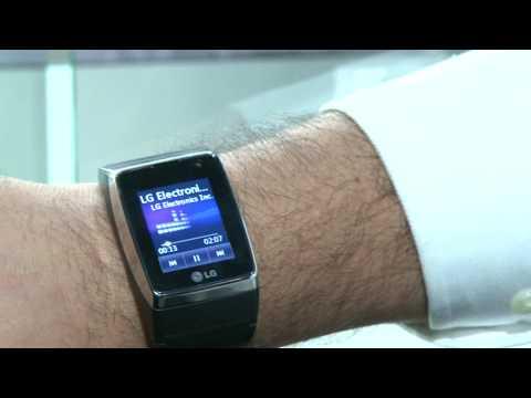 LG's New Watch Phone