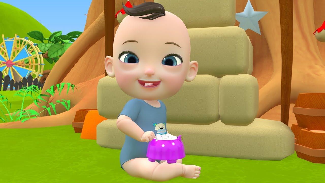 Johny Johny Yes Papa Nursery Rhymes & Kids Children Toddlers Songs