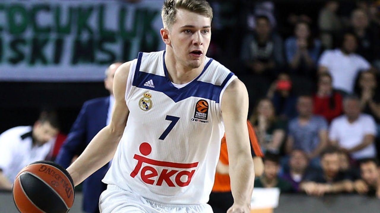 uk availability 59795 c5d46 2016-17 Turkish Airlines EuroLeague Rising Star: Luka Doncic, Real Madrid