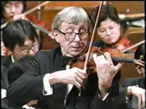 Sarasate  Gypsy Airs Op.20 ,Břetislav Novotný, a ShinseiNihonSymphonyOrchestra.