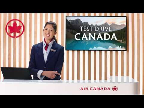 Air Canada Wants You To 'Test Drive Canada' Before Moving There In New JWT Created Spots