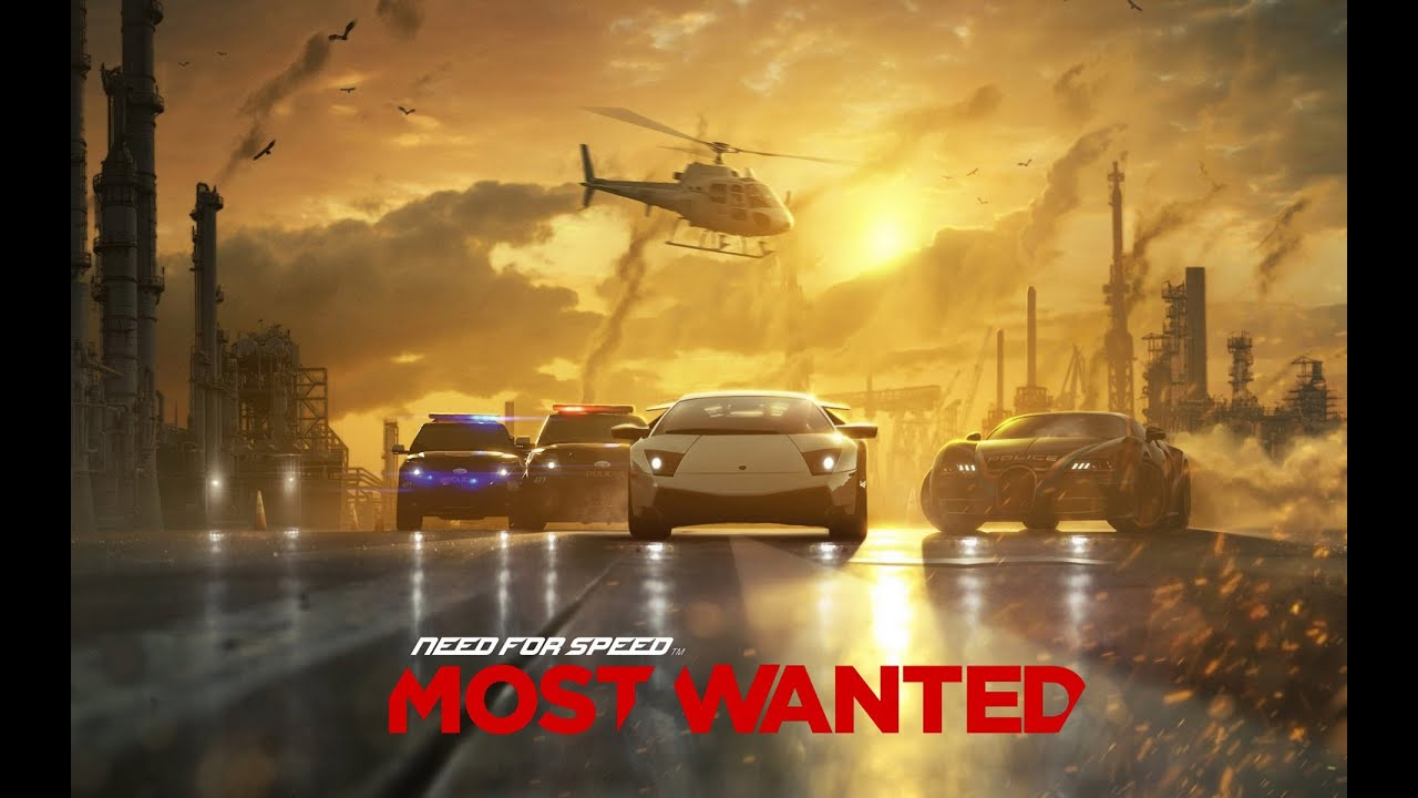 Need For Speed Most Wanted 2012 On Amd A8 6600k Apu With Radeon Tm Hd8570d Graphics Gameplay Youtube