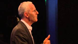 How walkable cities save lives & make us happier: Ciaran Cuffe at TEDxFulbrightDublin