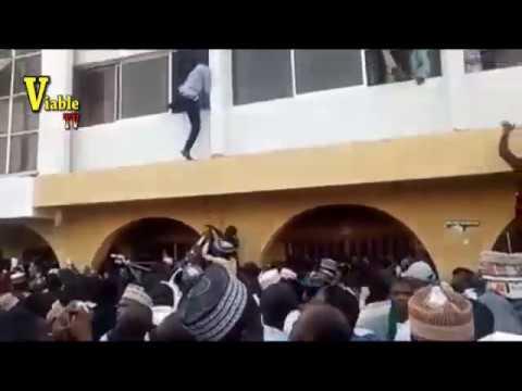 Unemployment : NDLEA Aptitude Test Center, Kano, These Guys Deserve the Job