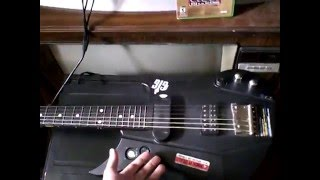 The Power Gig SixString real guitar and controller is no longer supported by modern firmwares