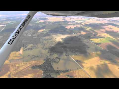 The Robert Kaplan Trust Aerial Tour - Audrain, Montgomery & Monroe County, MO