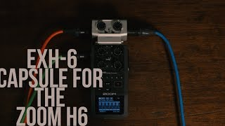 ADD MORE XLR INPUTS TO YOUR ZOOM H6