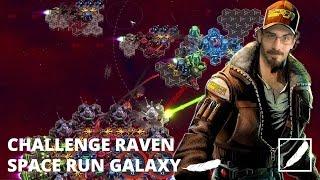 Space Run Galaxy - Final Mission, All Cargo, Lightspeed - Challenge Raven