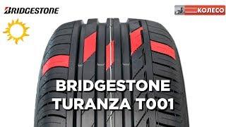 видео Легковые шины BRIDGESTONE