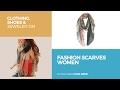 Fashion Scarves Women // Clothing, Shoes & Jewelry On Amazon